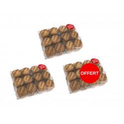 2 kg de galettes achetés, le 3 ème kg OFFERT